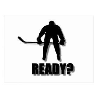 READY? POSTCARD