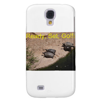 ready set go galaxy s4 cover