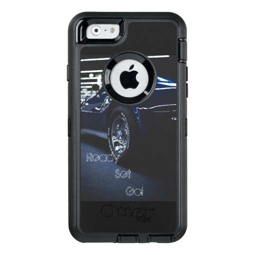 Ready Set Go OtterBox Defender iPhone Case