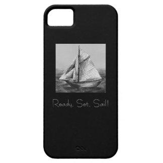 Ready, Set, Sail! iPhone SE/5/5s Case