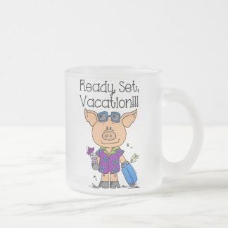 Ready Set Vacation Mugs