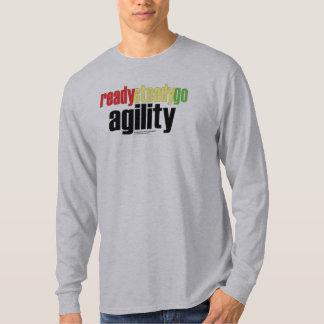 Ready, Steady, Go Agility! T-shirt