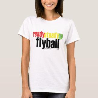 Ready Steady Go Flyball T-Shirt