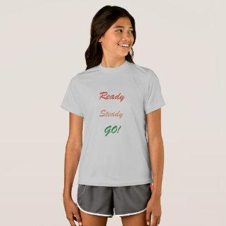 Ready Steady Go T-Shirt