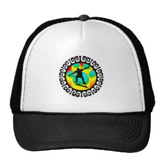 READY THE SESSION TRUCKER HAT
