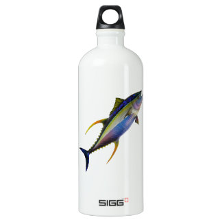 READY TO ATTACK ALUMINUM WATER BOTTLE