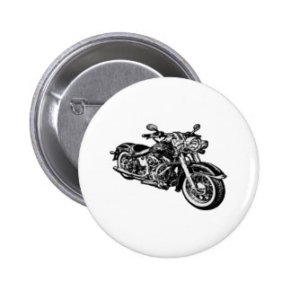 READY TO CRUISE PINBACK BUTTONS