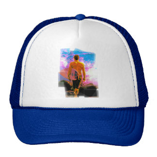 Ready To Dive Trucker Hat