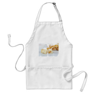 Ready to Eat Spring Rolls Apron