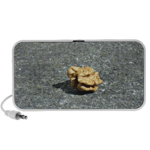 Ready to eat Walnut on a granule Portable Speakers