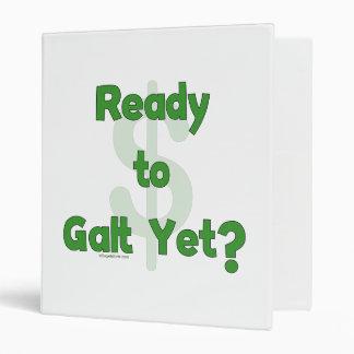 Ready To Galt Yet Binder