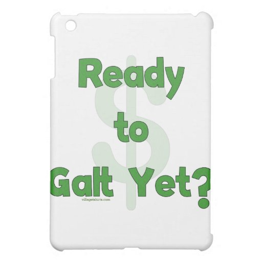 Ready To Galt Yet Cover For The iPad Mini