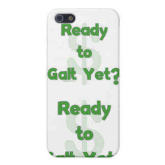 Ready To Galt Yet Case For iPhone 5