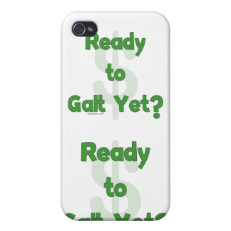 Ready To Galt Yet Covers For iPhone 4