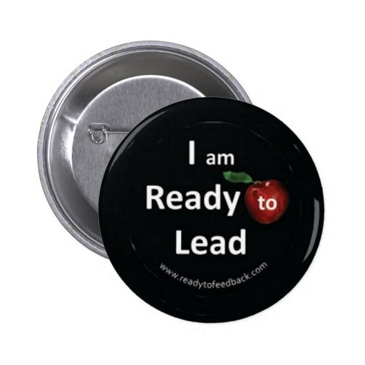 Ready to Lead Button
