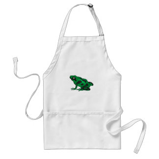 READY TO LEAP ADULT APRON