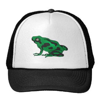 READY TO LEAP TRUCKER HAT