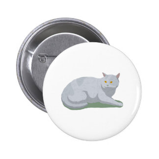 Ready To Leave Cat Button