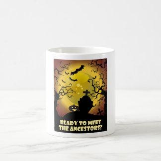 Ready To Meet The Ancestors? Coffee Mugs