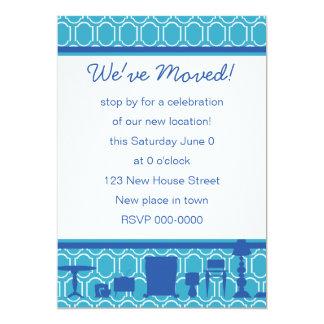Ready to Move! 5x7 Paper Invitation Card
