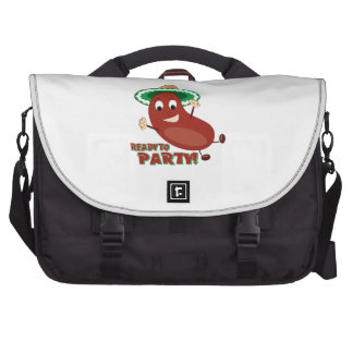 Ready To Party Commuter Bags