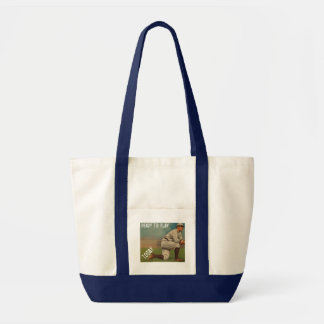 Ready To Play Today Tote Bag
