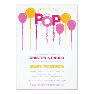 Ready To Pop Card