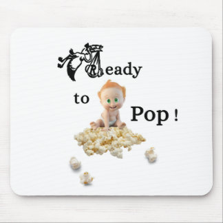 Ready to Pop Mouse Pad