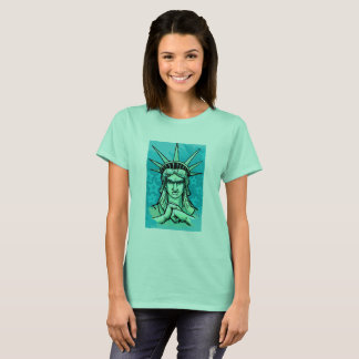 Ready to Punch Something Liberty T-Shirt