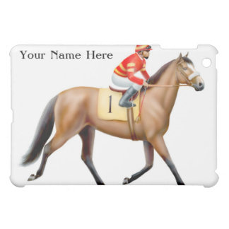 Ready to Race Equestrian Speck Case Cover For The iPad Mini