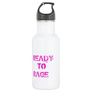 Ready to Rage 18oz Water Bottle