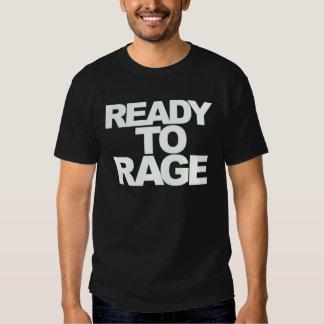 READY TO RAGE TEE SHIRT