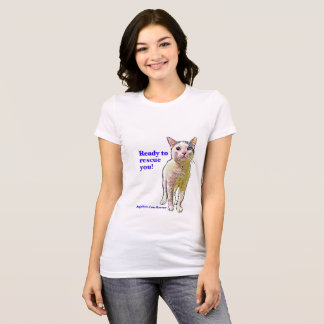 Ready to Rescue You Tee Large Graphic--Spyro