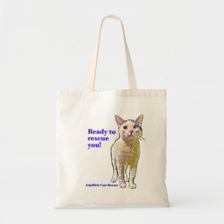 Ready to Rescue You Tote--Spyro Tote Bag