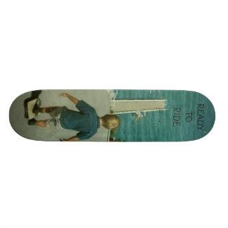 Ready to Ride Skateboard