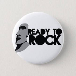 READY TO ROCK! BUTTON