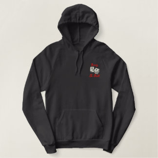 Ready to Roll Embroidered Hoodie