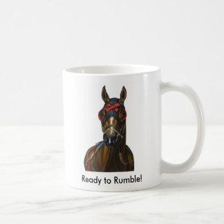 Ready to Rumble! Coffee Mugs