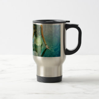 READY TO SPREAD HER WINGS TRAVEL MUG