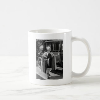 Ready to Wrestle, 1920s Coffee Mugs