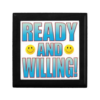 Ready Willing Life B Gift Box