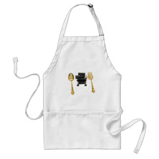 ReadyBarbeque071809 Adult Apron