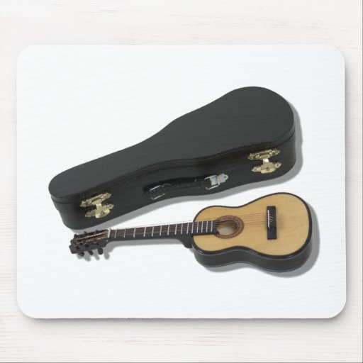 ReadyPlayGuitar081210 Mouse Pad