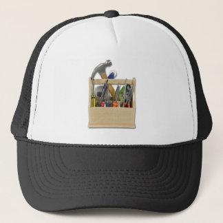ReadyToolsToolbox050111 Trucker Hat