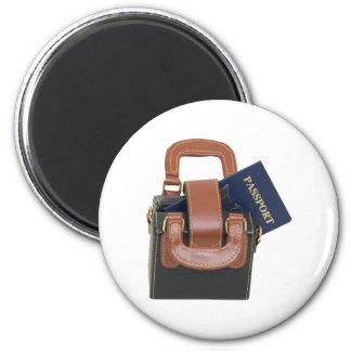 ReadyToTravel061809 Fridge Magnet