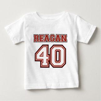 Reagan # 40 baby T-Shirt