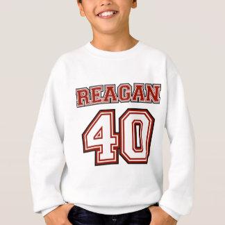 Reagan # 40 sweatshirt