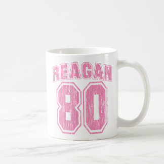 Reagan 80 tazas