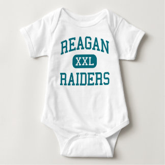 REAGAN - asaltantes entrenados para la lucha Body Para Bebé