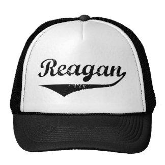 Reagan bt trucker hat